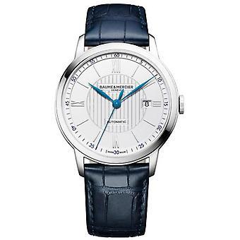 Baume & mercier ρολόι classima m0a10333