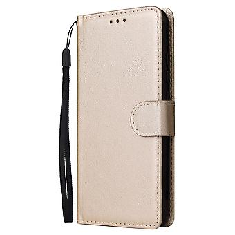 Pu lærveske til xiaomi redmi notat pluss pocophone flip lommebok