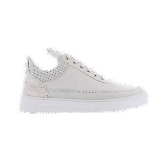 Filling Pieces Low Top Ripple Ceres White 25127261890OFF  shoe