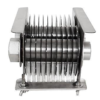 Meat Slicer, Electric Cutter Blades, Stainless Steel, Slice Machine, Commercial