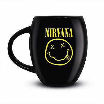 Nirvana Smiley Tub Mug