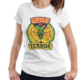 Jurassic Park Dilophosaurus kleine Terror Frauen's T-Shirt
