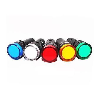 Led Power Indicator Signal Light Pilot Lamp - Ac/dc 12v/24v/110v, Ac220v