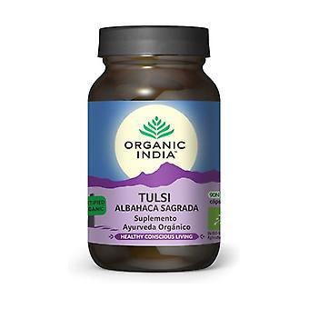 Organic Tulsi (Holy Basil) 90 vegetable capsules