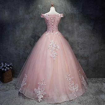 Vestido Debutante Kleider Plus Größe Robe De Bal