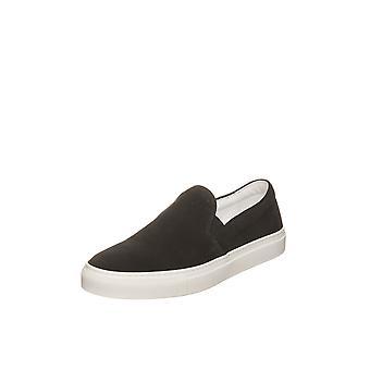 Black Shoes Pantofola D-apos;oro Woman