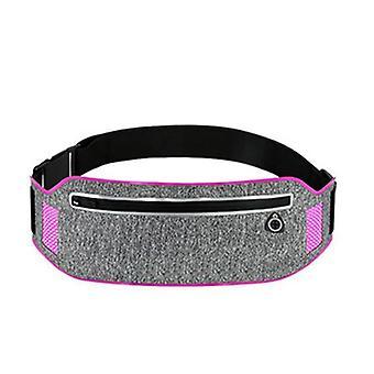 Professionele Running Waist Bag Sports Belt Pouch Mobiele Telefoon Case Mannen Vrouwen