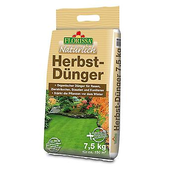 FLORISSA Autumn fertilizer, 7.5 kg
