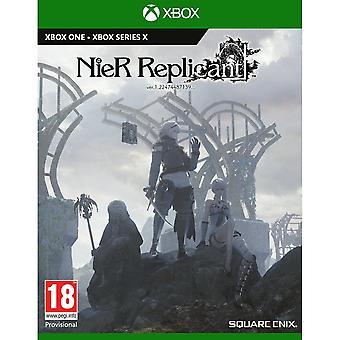 Nier Çoğaltıcı Ver.1.22474487139... Xbox One