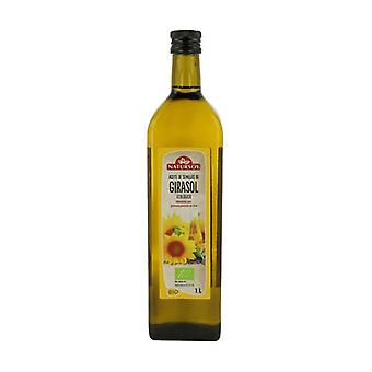 Eco Sunflower Seed Oil first cold pressed 1 L of oil
