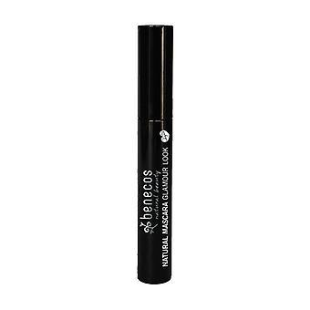 Glamour Look Vegan Mascara Ultimate Black 1 unit (Black)