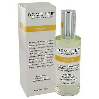 Demeter gingerale by Demeter Köln Spray 4 oz (naiset) V728-426400