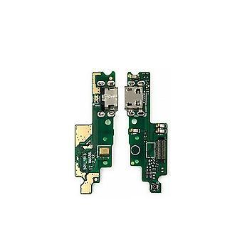 Usb-latausportti Jack Dock Plug Connector Charge Board Flex -kaapeli, jossa on