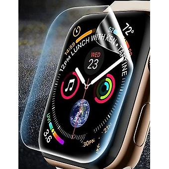 3 Pieces set of clear screen protectors for apple iwatch 4 5 6 se 40mm 44mm