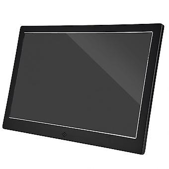 Aluminium Alloy 12 Inch Led Backlight Hd 1080p Full Function Digital Photo