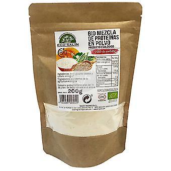 ECO-SALIM Hemp Protein Powder Eco 200 gr