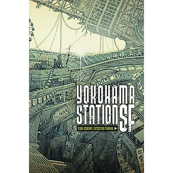 Yokohama Station SF by Yuba Isukari