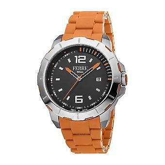 Ferre Milano Quartz Black Dial Men's Watch FM1G107M0021