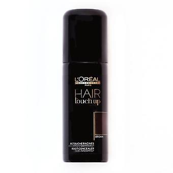 L'Oréal Professionnel Hair Touch Up Root Concealer Spray - Brown