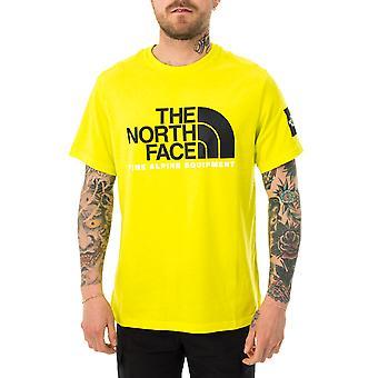 T-shirt homme le visage nord m ss tee-shirt alpe fine 2 nf0a4m6nje3