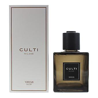 Culti Milano Decor Diffuser 500ml - Oficus - Sticks Not Included In The Box