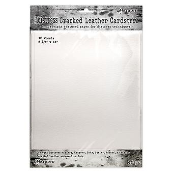 Ranger - Distress Cracked Leather Paper Large