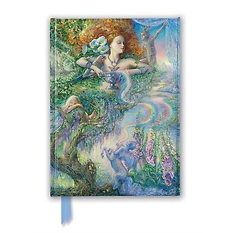 Josephine Wall The Enchantment Fo by Created by Flame Tree Studio