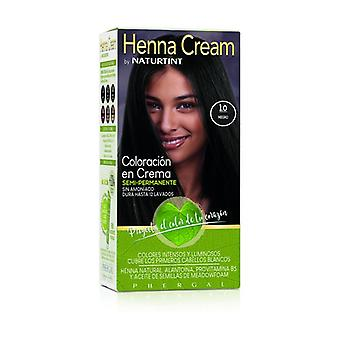 Henna cream 1.0 - black 1 unit