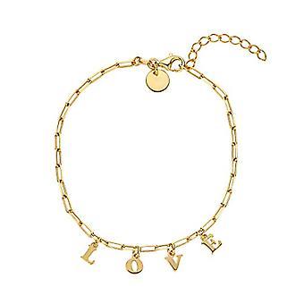 NOELANI Sterling Silver Women's Bracelet 925, Love(1)