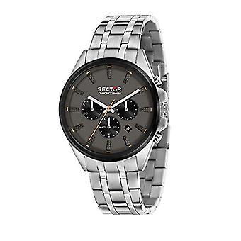 Sector No Limits Analogueic Watch Quartz Man with Stainless Steel Strap R3273991003