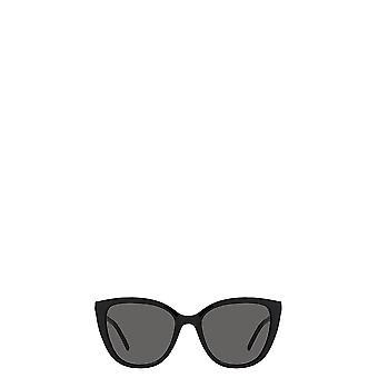 سان لوران SL M70 النظارات الشمسية الإناث السوداء