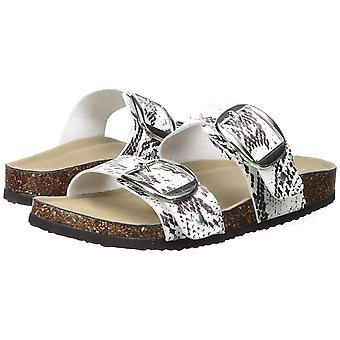 Madden Girl Women's Brinaa Slide Sandal