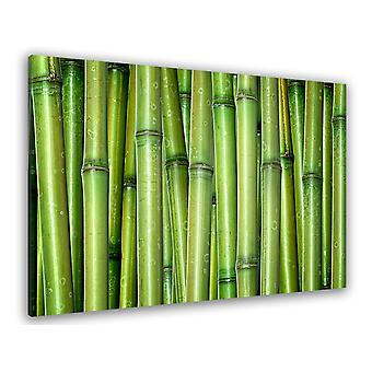 Deco Tabelle Bambusstab - 80x50 cm