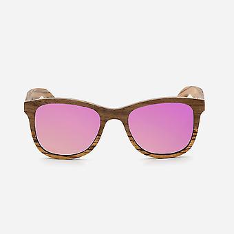 Cambium maverick sunglasses - wooden frame