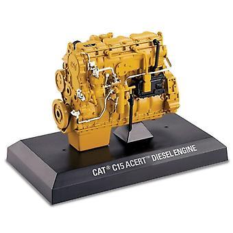 CAT C15 Acert Diesel Engine Construction Model