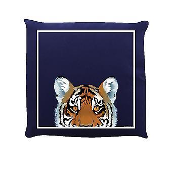 Inquisitive Creatures Tiger Cushion