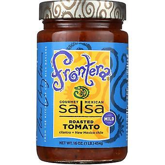 فرونتيرا سالسا ملد رزد الطماطم، حالة من 6 × 16 أوقية