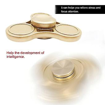 Aluminum Alloy Hand Spinner Toys Anxiety-reducing Decompressing Finger Toy