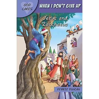 When I dont give up by Debbie Duncan