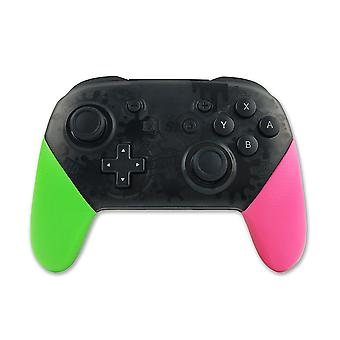 2021 New Limited Edition Monster Hunter Rise  Switch Pro Controller Mhr Wireless Bluetooth Gamepad Vibrating Somatosensory Game