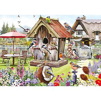 Otter House Feathered Friends Jigsaw Puzzle (500 XL Pieces)