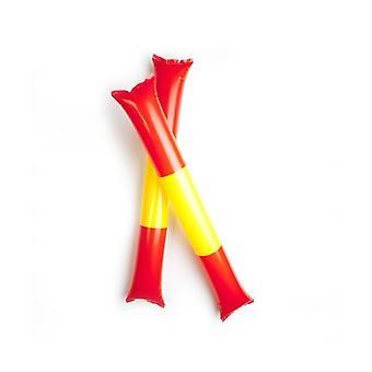 Uppblåsbara bastomer 143356 (2 st)