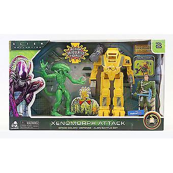 Xenomorph hyökkäys - alien taistelusarja - robotti - ksenomorfi hyökkäys - ensemble de bataille alien - robotti