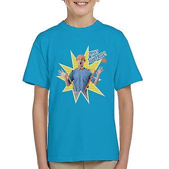 Blippi What A Surprise Kid's T-Shirt