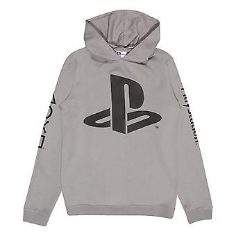 Oficjalne logo Playstation dla dzieci Pullover Hoodie Boys Girls Jumper Sweter