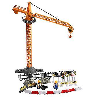 برج كبير الحجم كرين لعب الأولاد نموذج هندسة المحاكاة