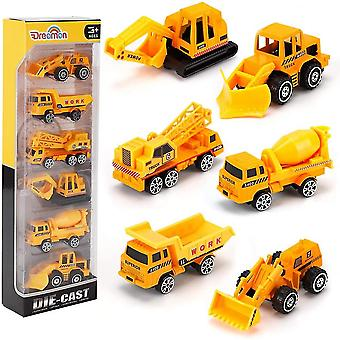 Mini Truck  Pocket Size Construction Models Toy