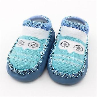 Newborn Baby & Shoes Autumn Floor Socks Anti Slip Soft Sole Sock
