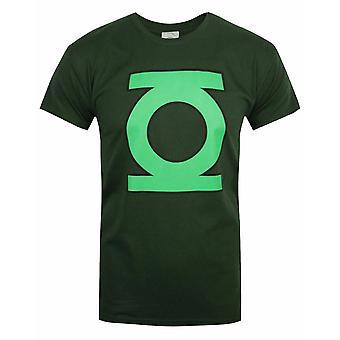 Green Lantern Mens Logo T-Shirt