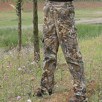 Military Tactical Pants Bionic Wargame Ghillie Suit Long Trousers